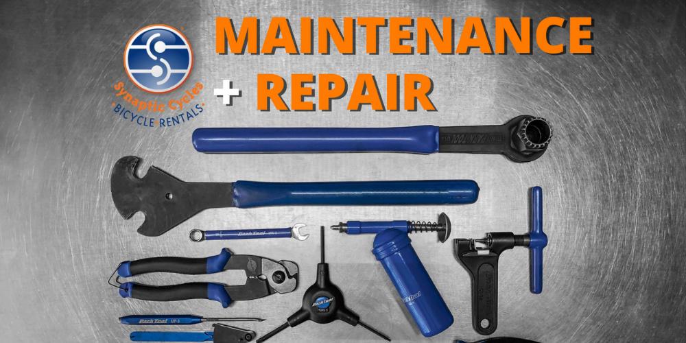Bike Maintenance and Repair