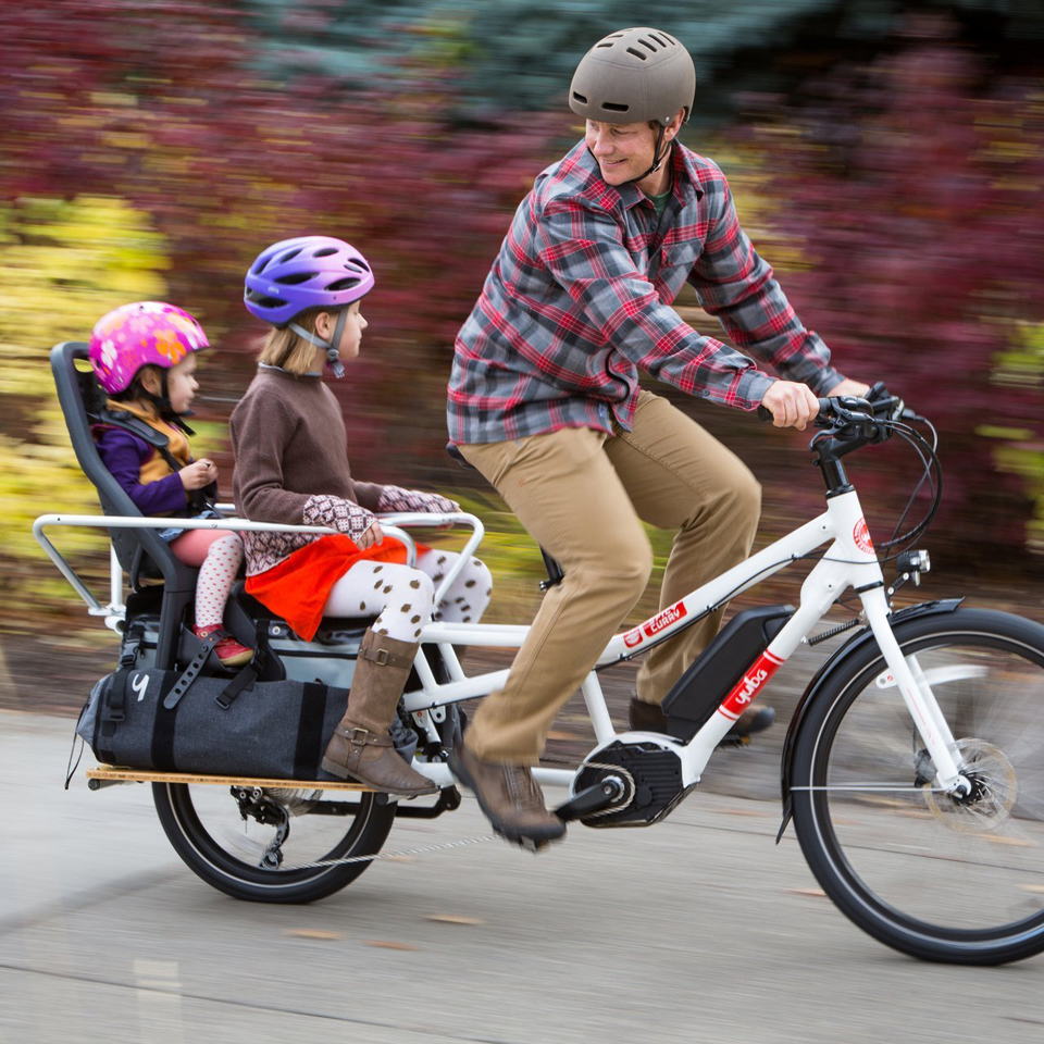 kids on ebike