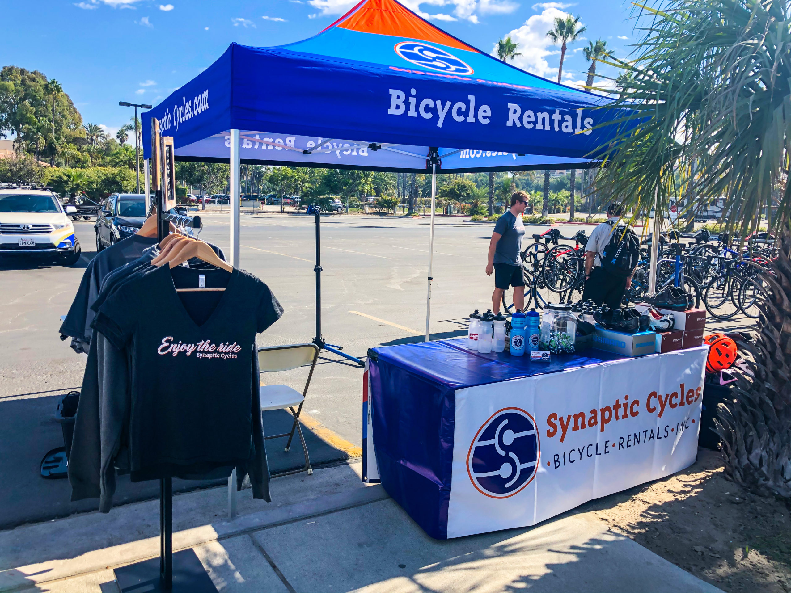 bike tours and corporate events