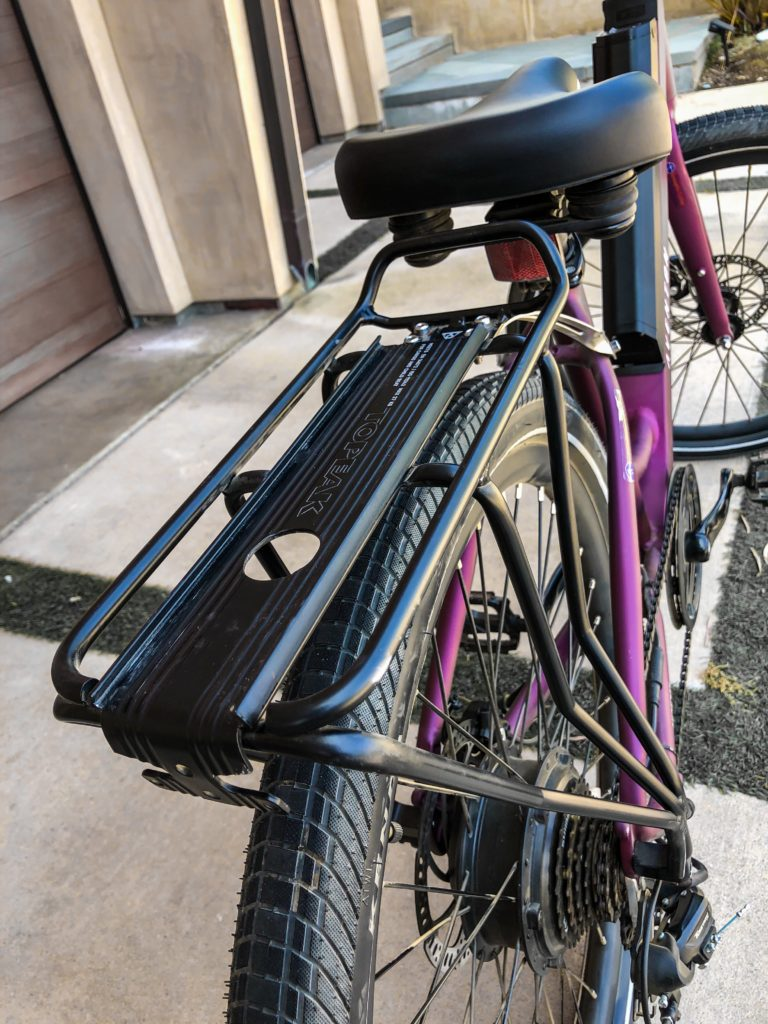 topeak rack system