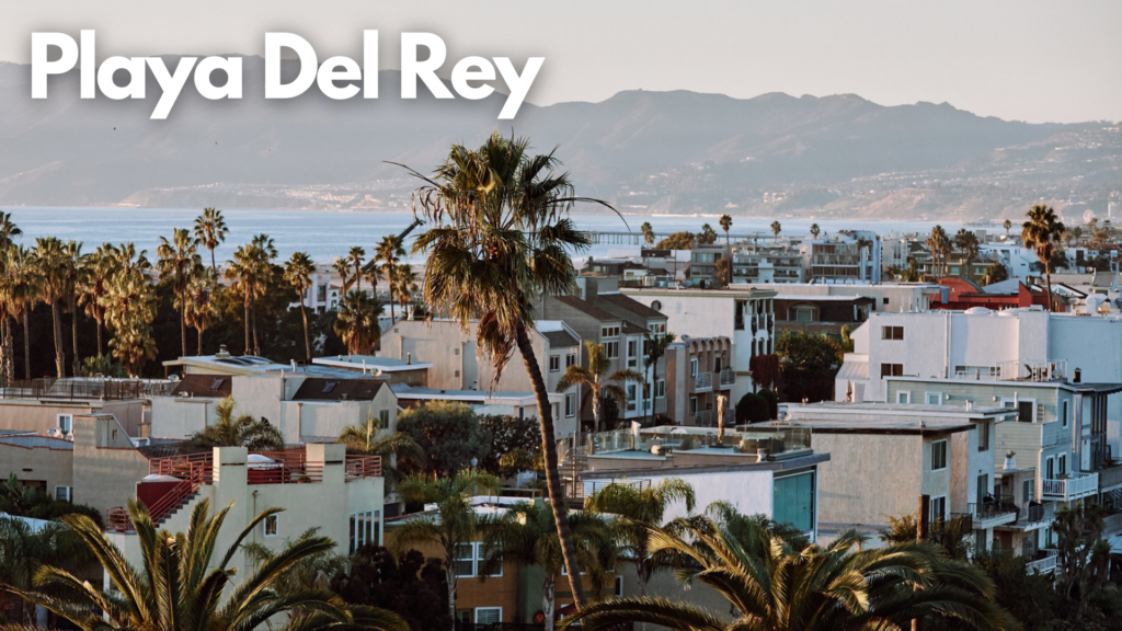 playa del rey, california