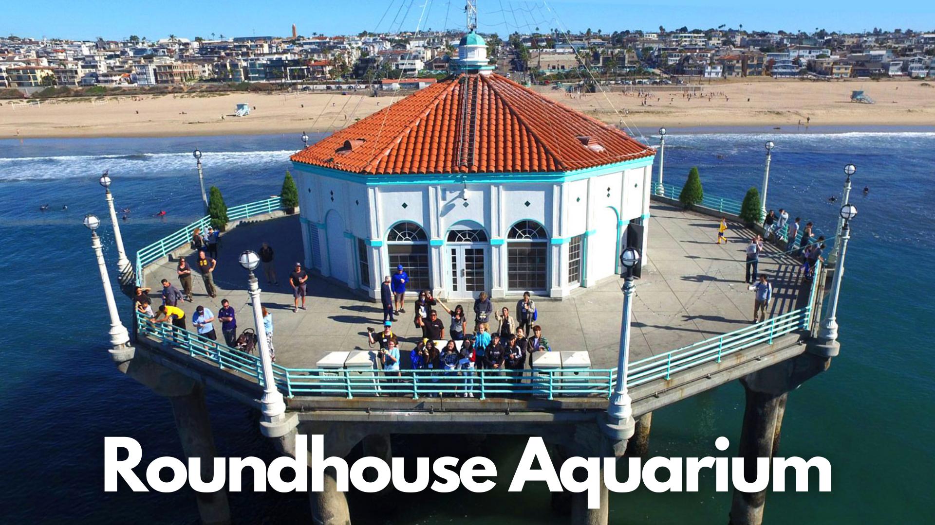 Roundhouse Aquarium, Manhattan Beach, California