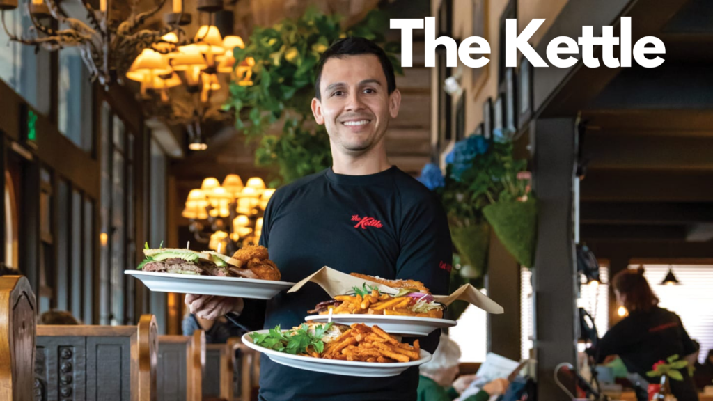The Kettle Restaurant, Manhattan Beach, California