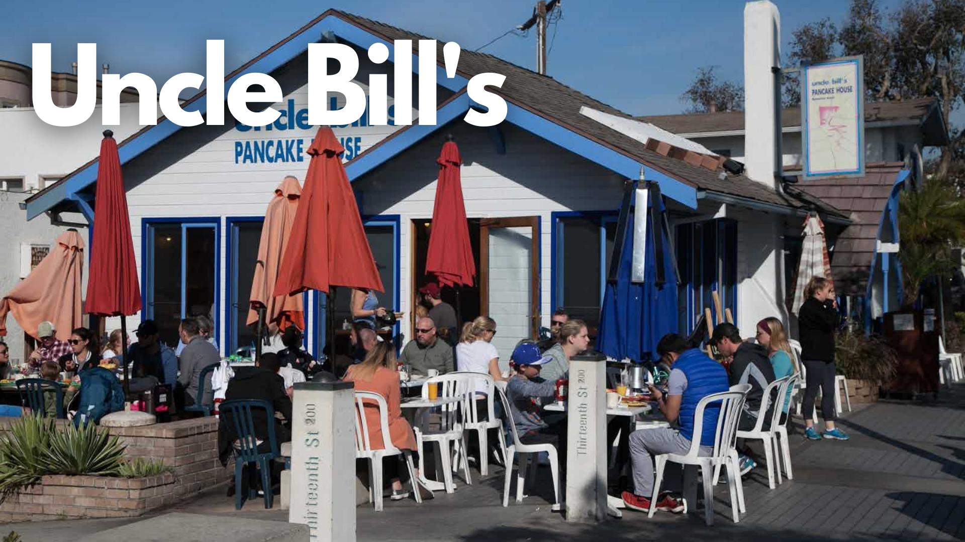Uncle Bill's Pancake House, Manhattan Beach, California