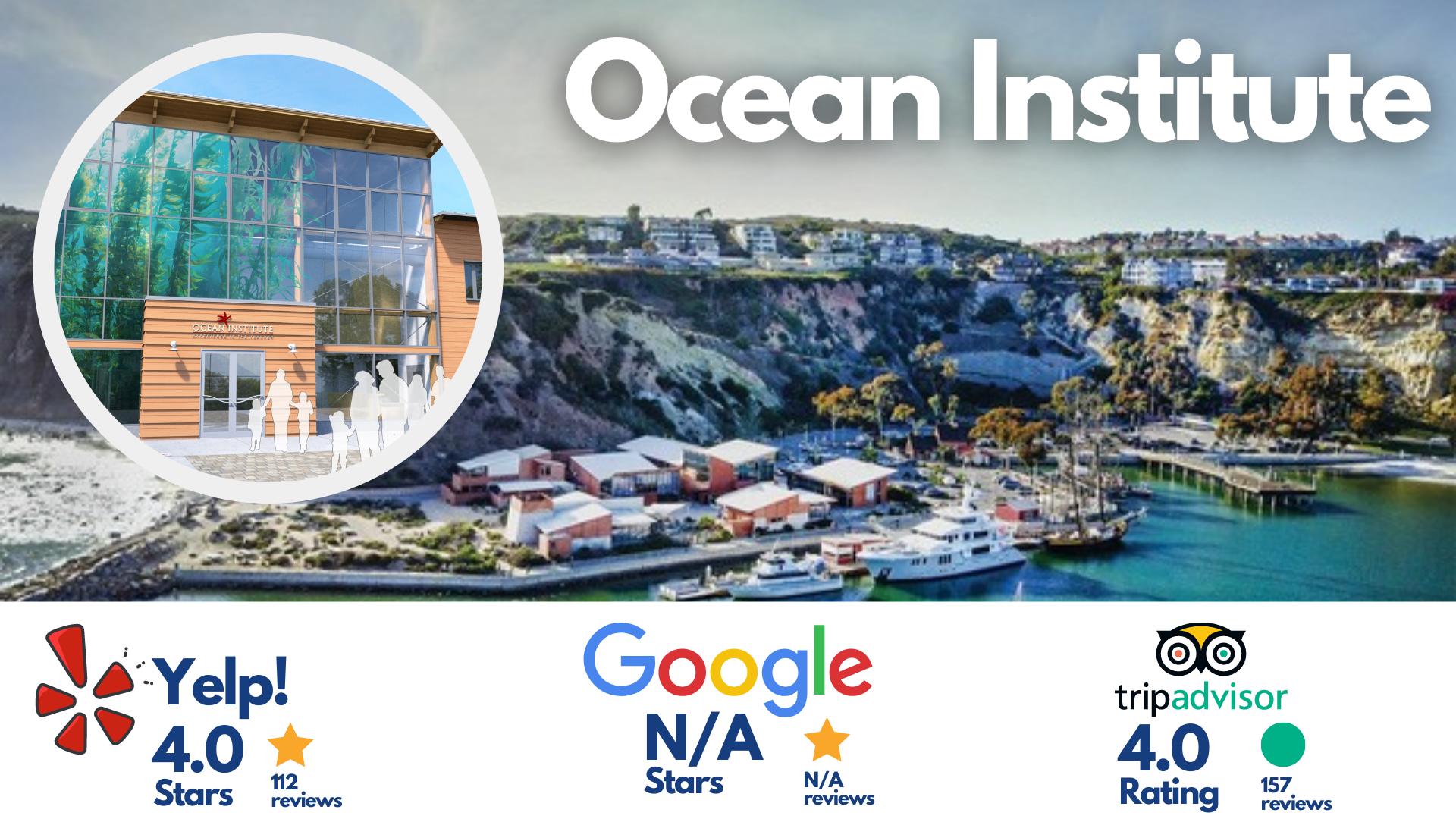 Ocean Institute Dana Point, California