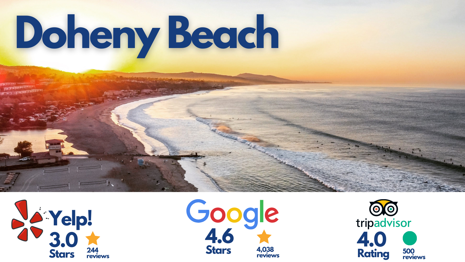 Doheny State Beach, Dana Point, California