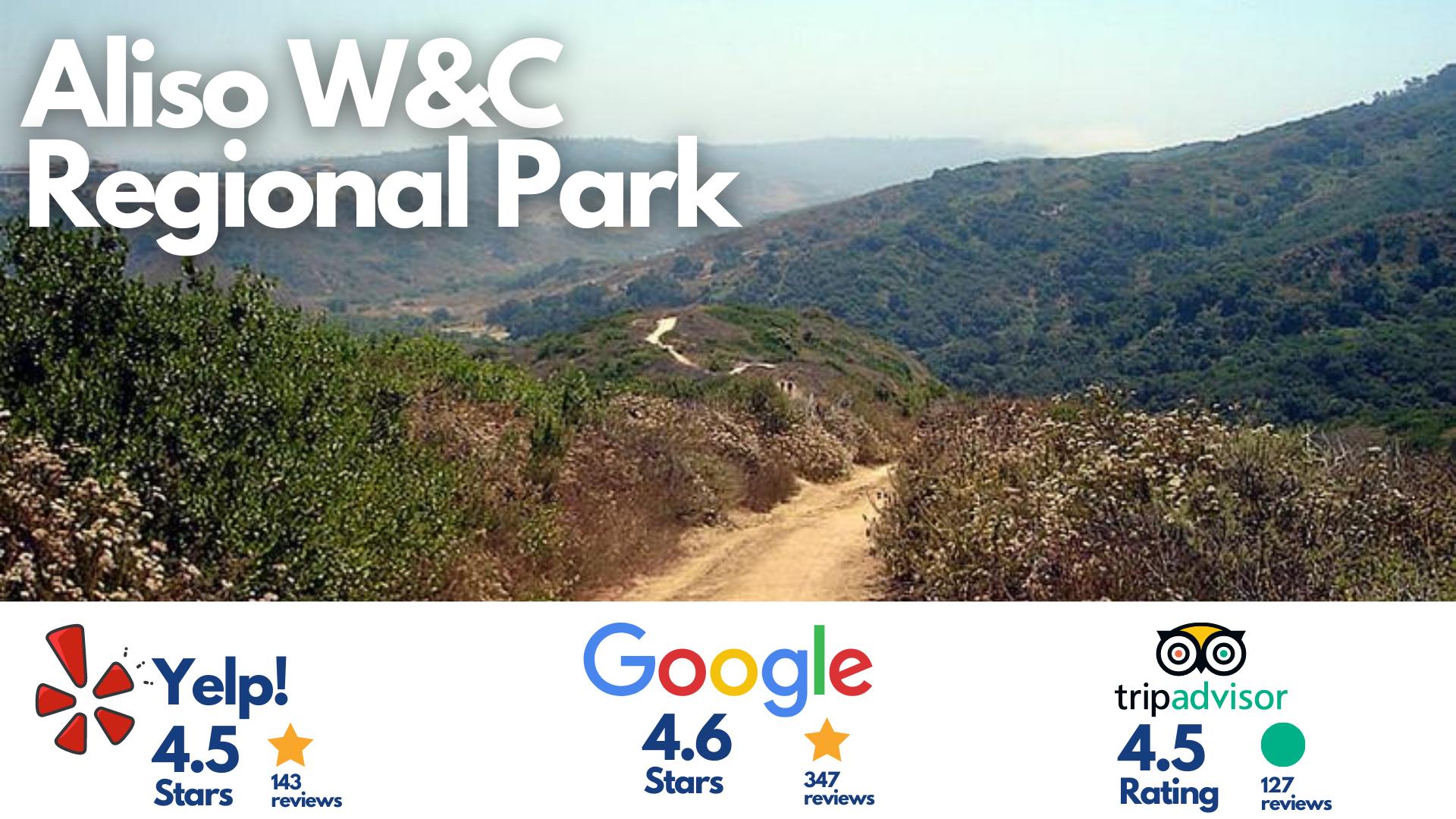 Aliso Woods and Canyon Regional Park, Dana Point, California